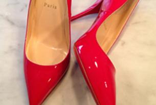 Red Heels and Branding