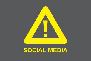 Social Media Crash Landing