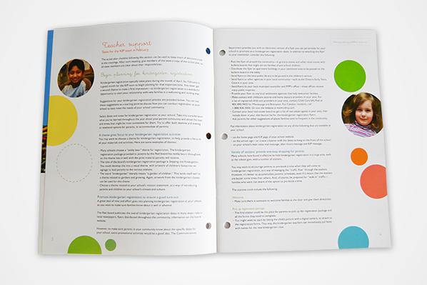 Kindergarten Intervension Project by 108 ideaspace