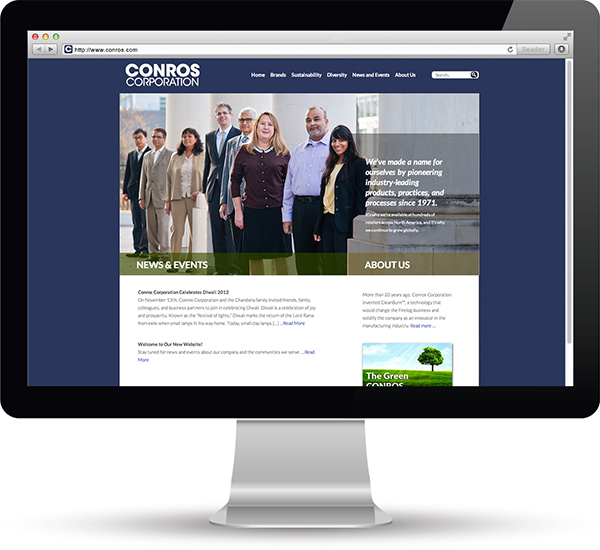 Conros Corporation by 108ideaspace