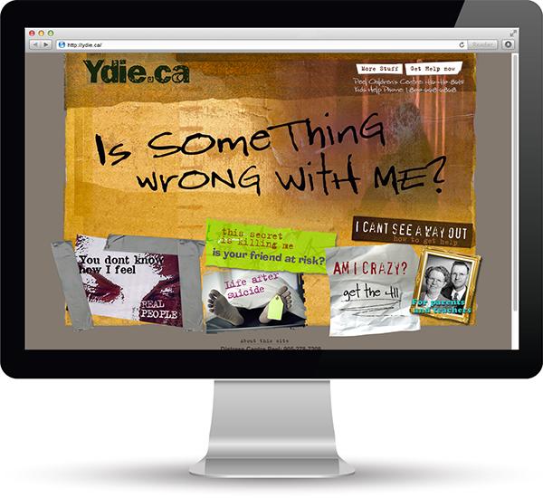 YDie.ca by 108 ideaspace