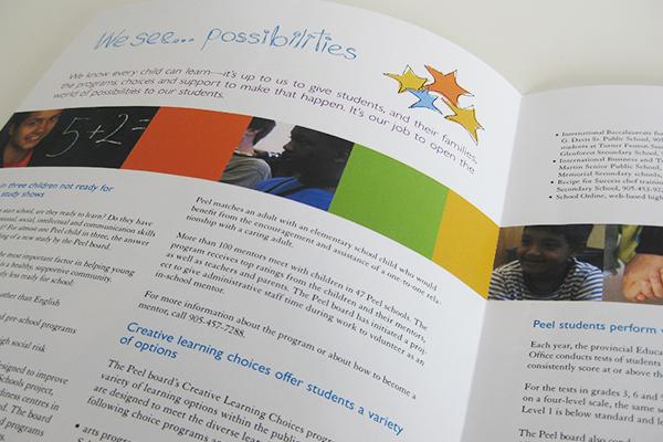 Peel District School Board - Web Annual Report by 108ideaspace
