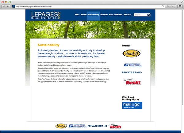 LePages by 108ideaspace