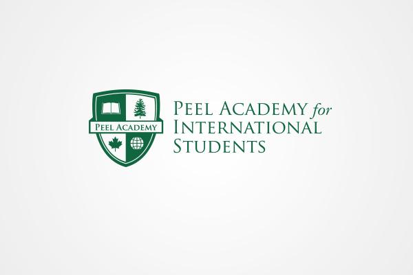 Peel Academy logo by 108ideaspace