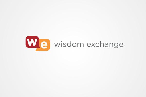 Wisdom Exchange logo by 108ideaspace