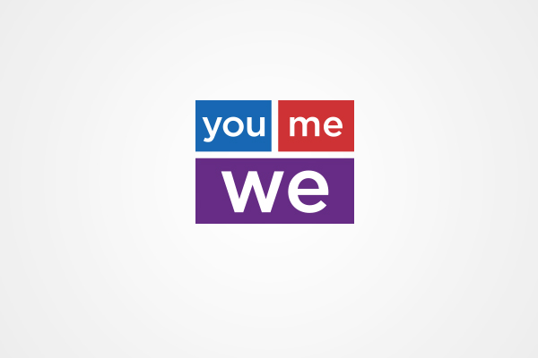 You Me We logo by 108ideaspace