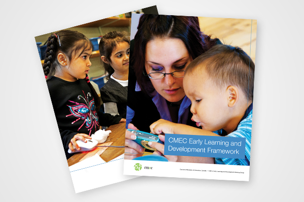 Early learning and development framework by Council of Ministers of Education, Canada by 108ideaspace