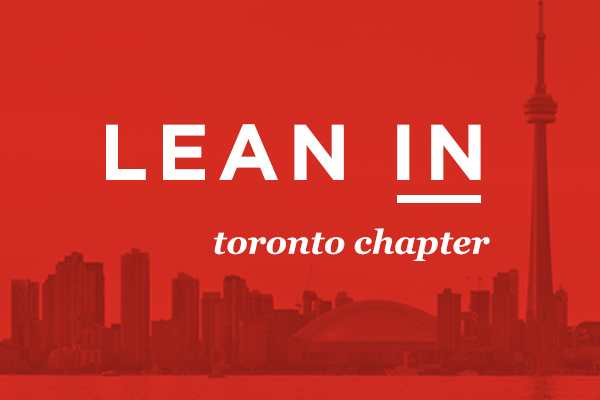 Lean In Toronto Chapter by 108 ideaspace