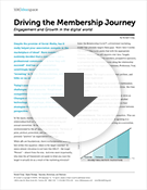 Driving the Membership Journey by 108Ideaspace