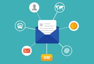 Eight email marketing letters